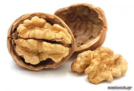 Τα καρύδια είναι πλούσια σε Ω-3 λιπαρά
