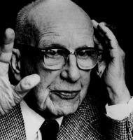 """ο αρχιτέκτονας και <a style=""""font-weight:normal;"""" href=""""https://coolweb.gr/efevretes-skotothikan-efevreseis/"""" title=""""Ποιοι εφευρέτες σκοτώθηκαν από τις ίδιες τις εφευρέσεις τους;!"""">εφευρέτης</a> Richard Buckminster Fuller"""