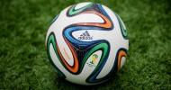 Η μπάλα του Παγκοσμίου Κυπέλλου 2014 στη Βραζιλία