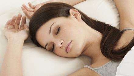 Ο βραδινός ύπνος μας επαναφέρει στο αρχικό μας ύψος