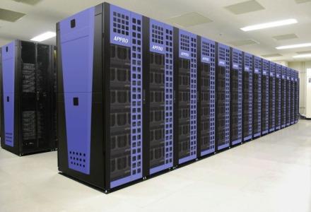 Υπολογιστικό κέντρο για εξόρυξη bitcoins