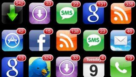 smartphone notifications
