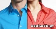 διαφορά αντρικού και γυναικείου πουκάμισου