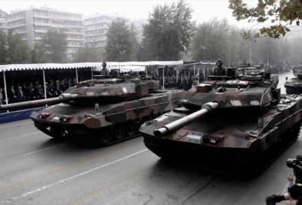Στρατιωτική παρέλαση στη Θεσσαλονίκη
