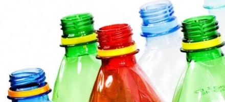 πλαστικά μπουκάλια αναψυκτικών