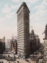 οι πρώτοι ουρανοξύστες