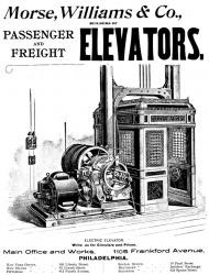 παλιά διαφήμιση ανελκυστήρων