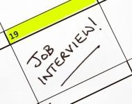 ραντεβού για συνέντευξη