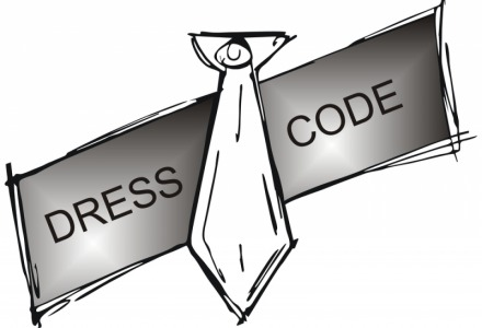 προσοχή στον ενδυματικό κώδικα της δουλειάς