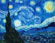 η έναστρη νύχτα του Βαν Γκογκ