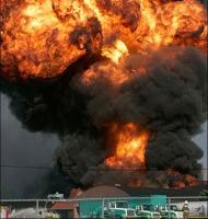 πυρκαγιά από στατικό ηλεκτρισμό