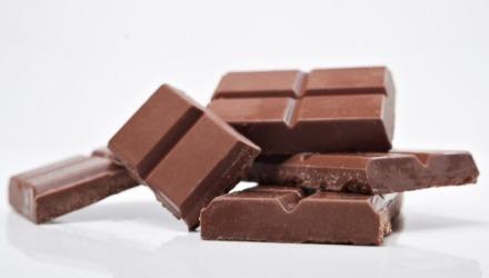 ράβδοι σοκολάτας