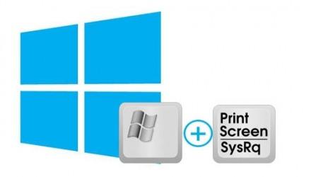 screenshot σε windows pc ή laptop