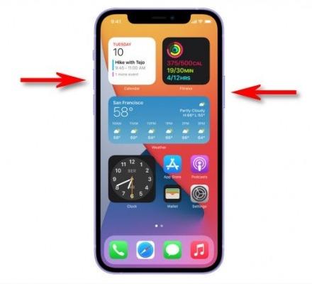 screenshot windows phone