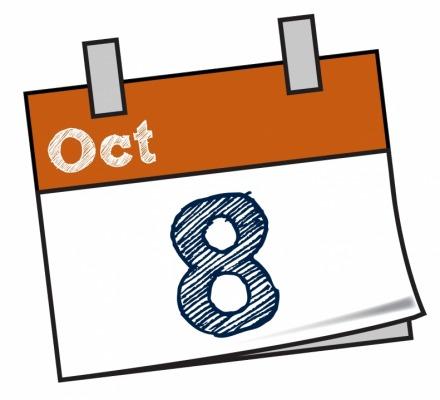 Το Οκτώβριος βγαίνει από το Οκτώ