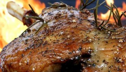 το κρέας θέλει προθερμασμένο φούρνο