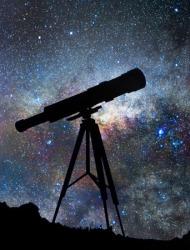 η σκοτεινή ύλη δεν φαίνεται από το τηλεσκόπιο