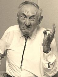 Ο Ελβετός αστρονόμος Fritz Zwicky