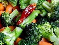 βράσιμο λαχανικών