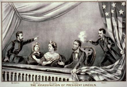 Σχετίζεται η δολοφονία του Λίνκολν με την ώρα στα ρολόγια;