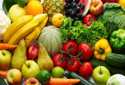 φάτε φρούτα και λαχανικά