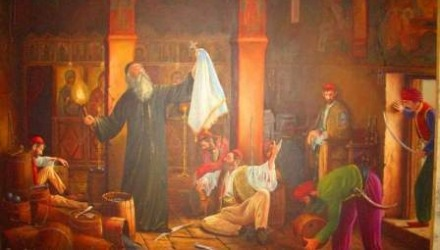ο καλόγερος Σαμουήλ ανατίναξε το Κούγκι