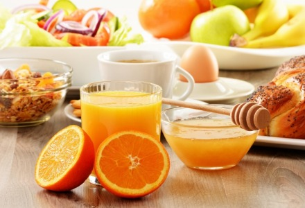 Φάτε ένα πλούσιο σε ενέργεια πρωινό