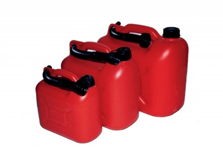 άφλεκτα δοχεία βενζίνης