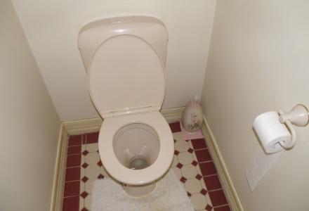 γιατί έχουν νερό οι τουαλέτες