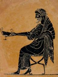 τα κάλαντα προέρχονται από τον Διόνυσο