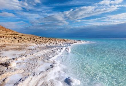 το νερό της θάλασσας έχει αλάτι