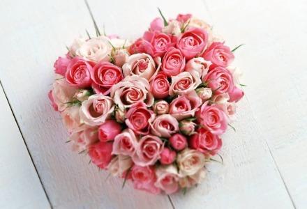 πάρτε λουλούδια για του Αγίου Βαλεντίνου
