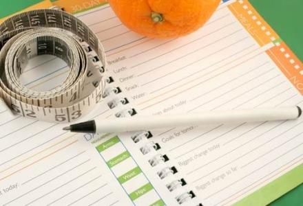 σημειώστε τι τρώτε κάθε μέρα