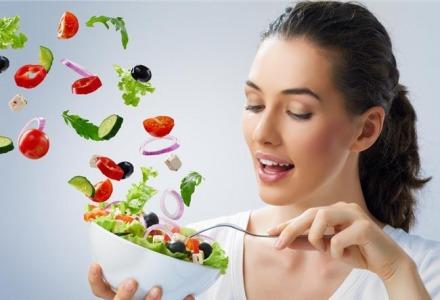 η σωστή διατροφή βοηθάει το ανοσοποιητικό