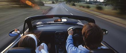 τιμόνι δεξιά
