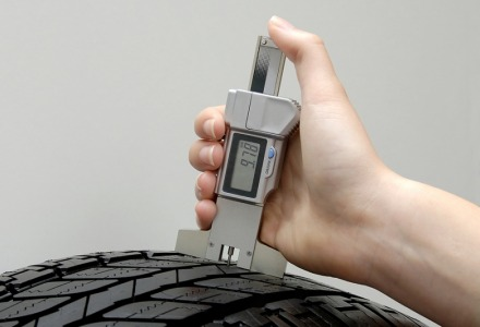 ελέγξτε την κατάσταση των ελαστικών του αυτοκινήοτυ