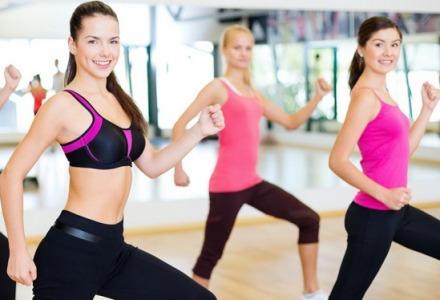 κάντε aerobic