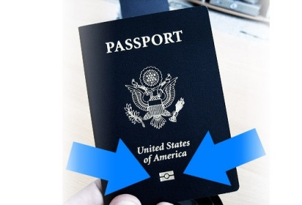 διαβατήριο με rfid τσιπ