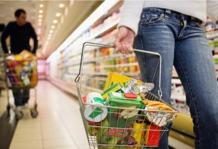 όχι στα φθηνά τρόφιμα από το σούπερ μάρκετ