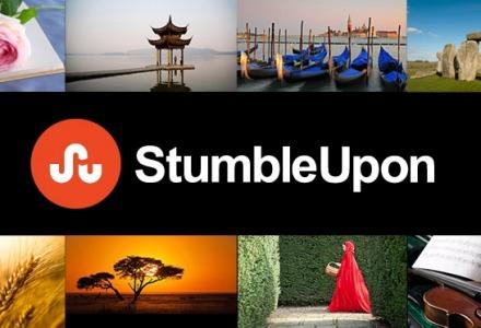 Πως προτείνει σελίδες το stumbleupon