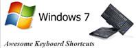 συντομεύσεις windows 7