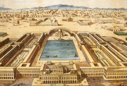 το χρυσό παλάτι του Νέρωνα