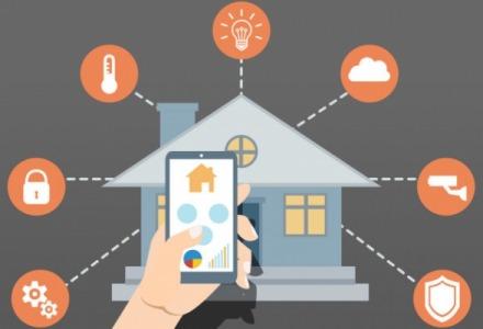 το internet of things σε ένα έξυπνο σπίτι