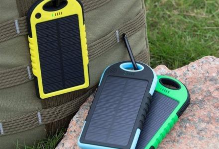 ηλιακό power bank