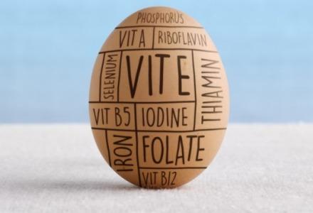 το αυγό περιέχει πολλά θρεπτικά συστατικά
