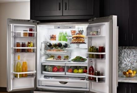 καλύτερα επιλέξτε μεγάλο ψυγείο