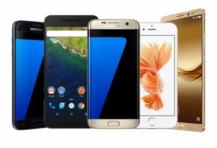 επιλέξτε το smartphone που σας ταιριάζει