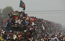 πληθυσμός Μπαγκλαντές