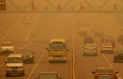 ατμοσφαιρική ρύπανση Κίνας