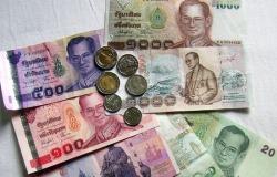 Ταϊλάνδη και χαρτονομίσματα